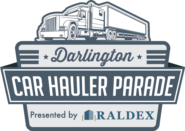Darlington Car Hauler Parade Logo
